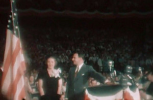 Thomas Dewey at the 1944 Republican National Convention