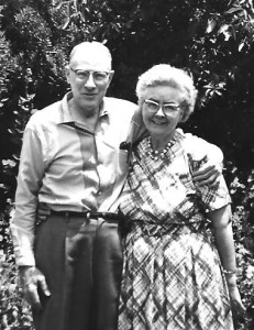 Sherman and Marjorie Royce